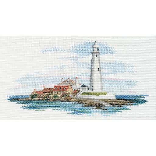 """""""Morning Light"""" Counted Cross Stitch Kit by Rose Swalwell"""